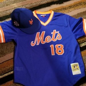 Other - New York Mets Jersey and Hat